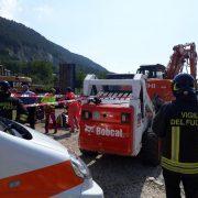L'Aquila, incidente sul lavoro: muore un ragazzo di 33 anni