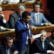 La lista nera di Salvini