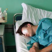 Lanciano, diciassettenne aggredito dal branco: rischia di perdere un occhio