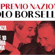 """24ª edizione del Premio Nazionale Paolo Borsellino """"gli uomini passano le idee restano e camminano su altre gambe"""""""