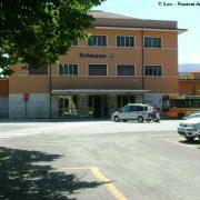 Sulmona: riqualificazione Stazione verso l'intermodalità, Casini soddisfatta dell'intesa con Rfi
