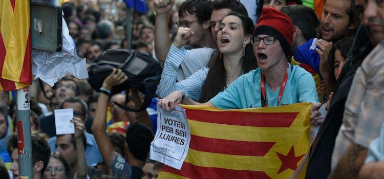 Condanne fino a 12 anni per i leader Catalani, colpevoli di referendum indipendentista. lo Stato Spagnolo è fuori dal consesso delle nazioni democratiche