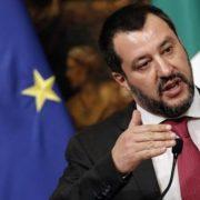 """Clamorosa intervista di Salvini a Il Foglio di Claudio Cerasa: """"L'Euro è irreversibile"""""""