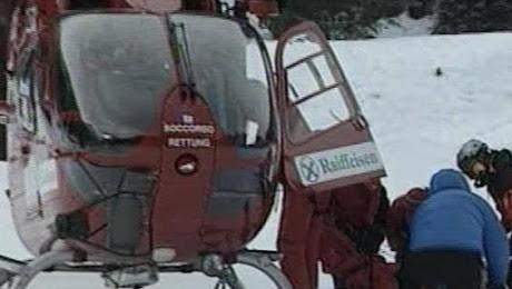 Valanga sulle Dolomiti del Brenta: un morto e tre feriti