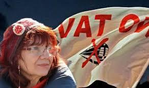 """""""Nicoletta, non sei sola"""". L'arresto della NO-TAV 73enne condannata a 1 anno per aver aperto la sbarra di un casello dell'autostrada"""