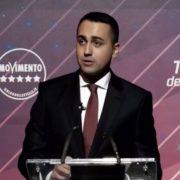 Le dimissioni  di Luigi Di Maio: appello all'unità del Movimento e alla continuità dell'azione (audio dei primi 16 minuti del discorso)