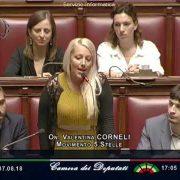 Corneli (M5S) contro Salvini: il metro delle qualità di un personaggio che non ha proposte politiche