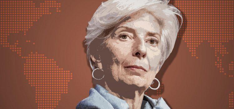 Dopo i Greci, gli Italiani.     Chi è Christine Lagarde, la francese (già condannata per 'negligenza' dal tribunale dei Ministri di Parigi) che vende i popoli all'alta finanza