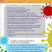 Raccolta differenziata in tempi di coronavirus: dal Cogesa le nuove disposizioni dell'ISS