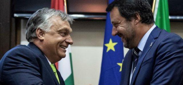 Chi semina vento raccoglie tempesta. l'UE di fronte all'instaurarsi della dittatura di Orban