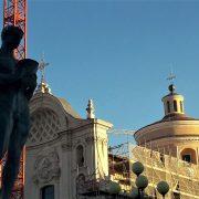 Meraviglie dell'Aquila: Santa Maria del Suffragio, lo straordinario video della ricostruzione