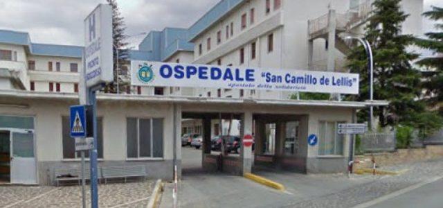 Covid-19 non v'è certezza nemmeno all'ospedale di Atessa. Taglieri: descrizione chiara dei servizi