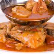 In cucina con Ovidio. Ventitreesima ricetta: brodetto vastese