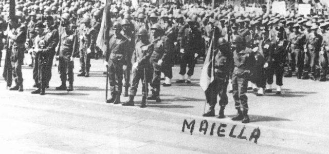 Quando dopo un rastrellamento a Torricella nacque la Brigata Maiella