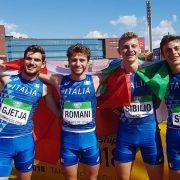 L'Italia scrive una pagina storica ai Mondiali Under 20 di atletica leggera
