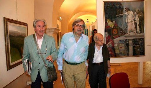 Il Quadrivio a Sbic: le dichiarazioni di Sgarbi non sono associabili al Premio Sulmona