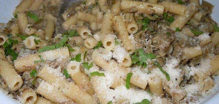 In cucina con Ovidio, ventiseiesima ricetta: tortiglioni con carciofi