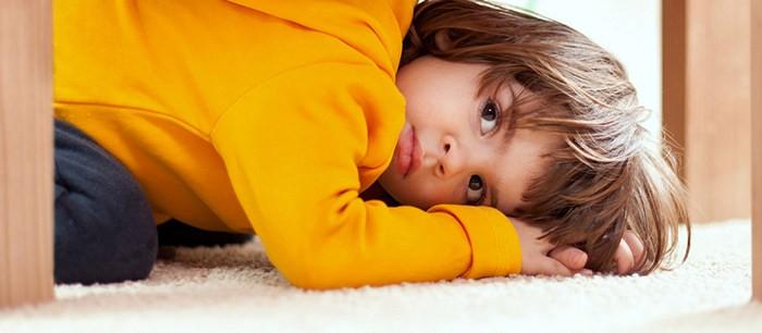Che cosa fare se il bambino è molto timido?…