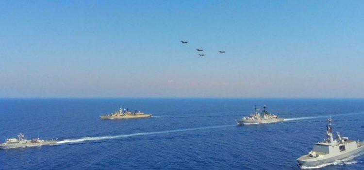 Crisi nel Mediterraneo: parla l'ammiraglio Sanfelice di Monteforte