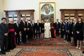 Il Bilderberg di Papa Francesco
