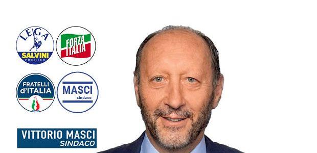 Le risposte del candidato  Vittorio Masci